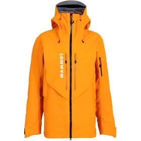 Mammut La Liste HS Hooded Jacket Men, orange
